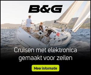 B&G Cruisen met elektronica gemaakt voor zeilen - dewatersportwinkel.nl - Medemblik