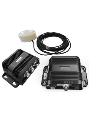 NAIS-500 + NSPL500 kit. Omvat GPS500 antenne en 1.8 m 6ft Micro-C kabel en T-connector