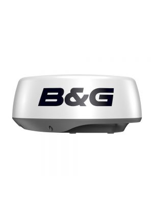 B&G HALO20+ Dome radar bij deWatersportwinkel.nl