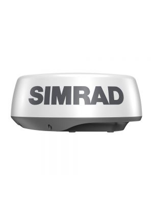 SIMRAD HALO24 Dome radar