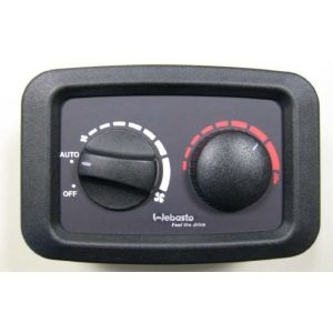 Webasto blower speed control besturingspaneel voor toeren en temperatuur - dewatersportwinkel.nl