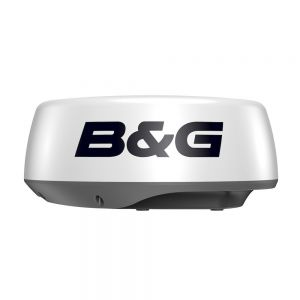 B&G Halo20 Dome radar